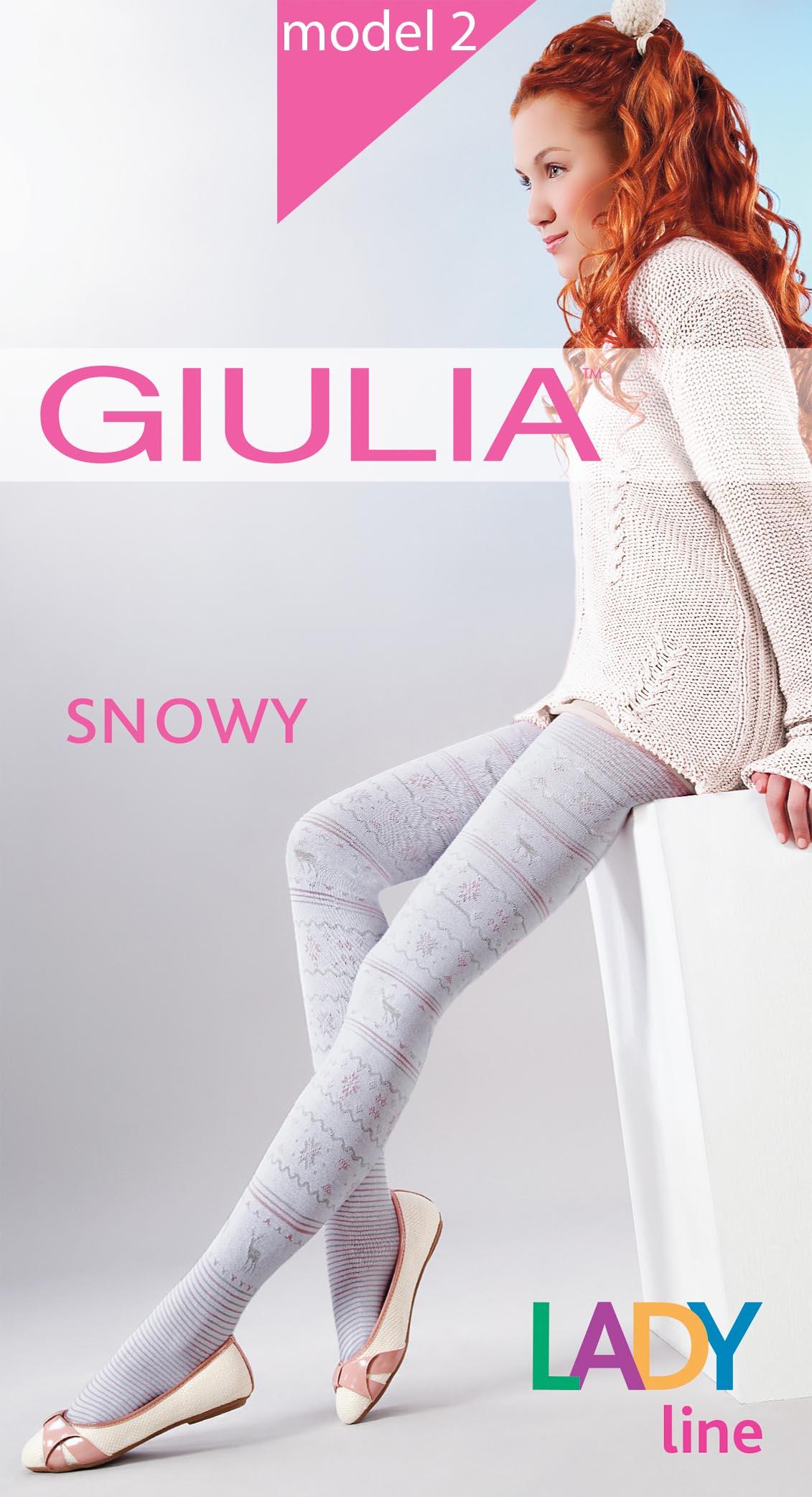 Детские колготки SNOWY 150model 2