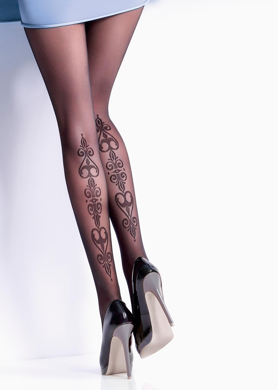 Колготки с рисунком Safina 20 model 3