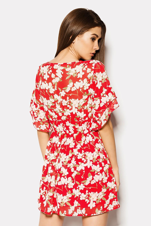 Платья платье satin crd1504-271 вид 7