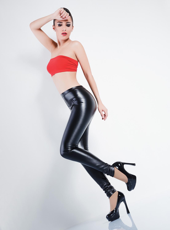 Леггинсы женские Leggy strong model 1
