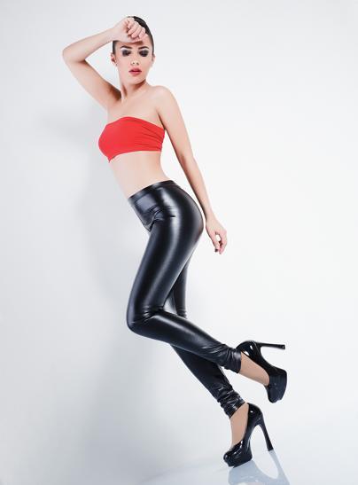 Леггинсы женские LEGGY STRONG model 1- купить в Украине в магазине kolgot.net (фото 1)