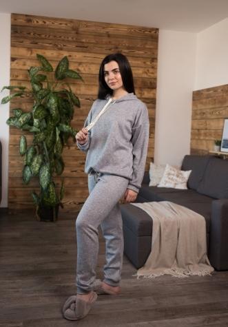 Теплый комплект (штаны и кофта) для домашнего отдыха TM GIULIA  ROYAL STREET 5308/020