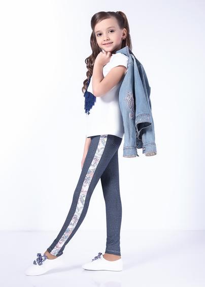 Детские леггинсы BLOOM TEEN GIRL model 2- купить в Украине в магазине kolgot.net (фото 1)