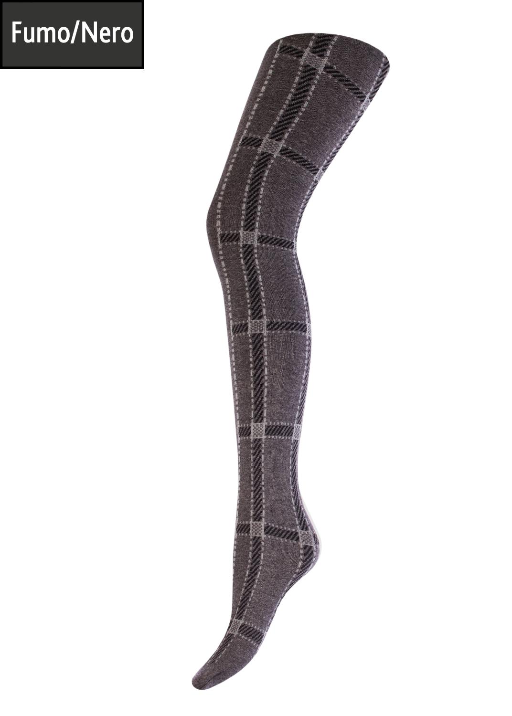 Теплые колготки CLARA MELANGE 200model 1 вид 2