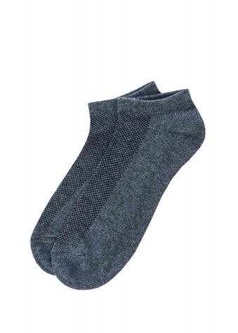 Мужские спортивные носки укороченные TM GIULIA MS SPORT-03 MELANGE (MSS-012 MELANGE calzino)