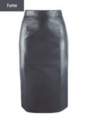 PENCIL SKIRT LEATHER 01 model 1 (фото 8)