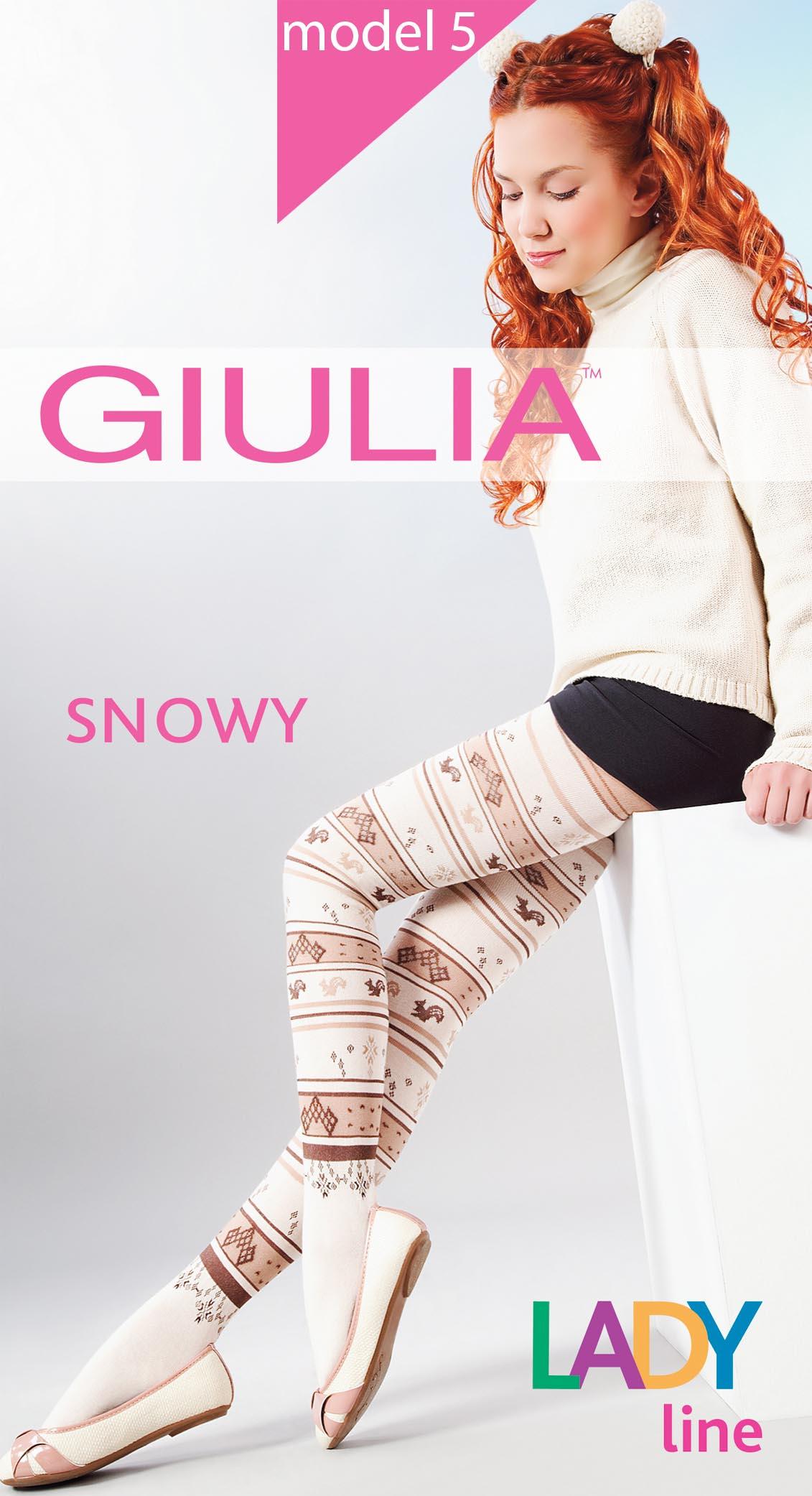 Детские колготки SNOWY 150model 5