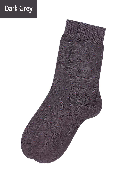 Носки мужские классические мужские носки elegant 301 вид 3