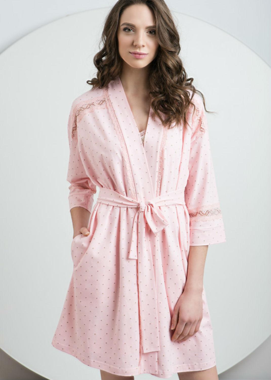 Домашняя одежда женский халат ldg 027/002