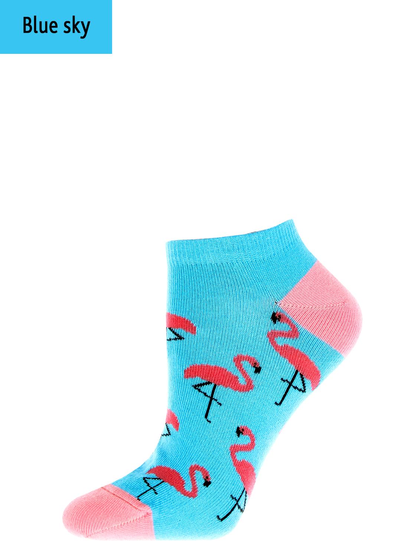Носки женские носки wss-015 вид 2