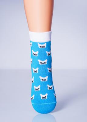 Дитячі шкарпетки з малюнком TM GIULIA KSL-012 calzino