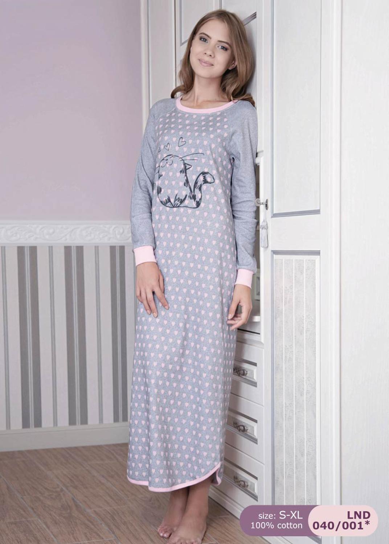 Аксессуары ночная сорочка lnd 040/001