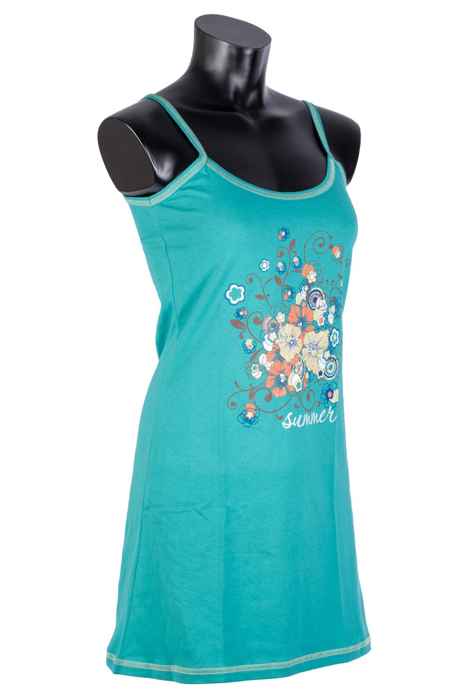 Домашняя одежда сарафан 478b вид 2