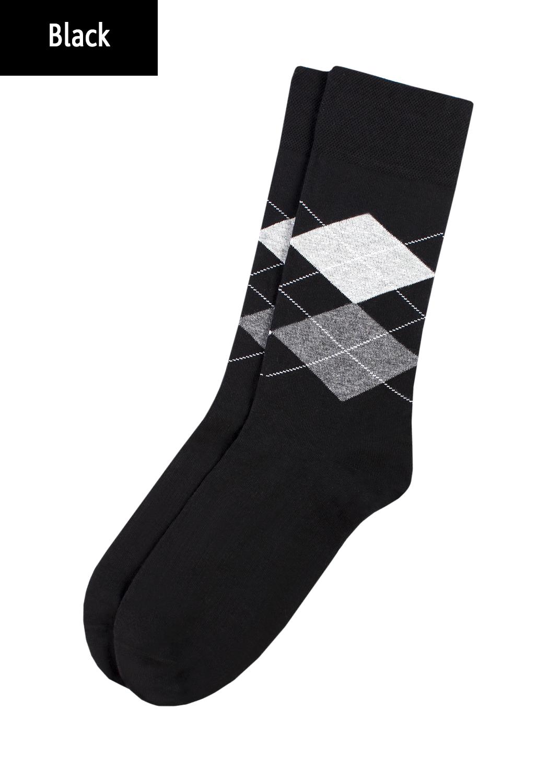 Носки мужские классические мужские носки comfort melange model 2