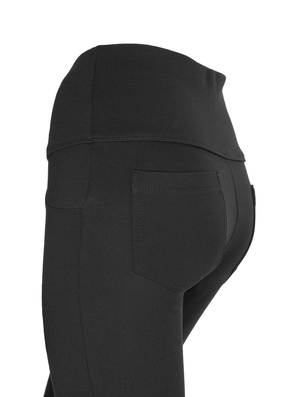 Леггинсы женские Leggy plush model 1 вид 1