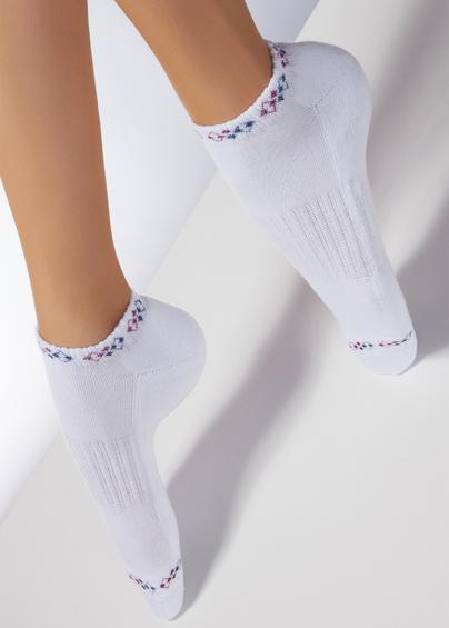 Носки женские TS-02 - купить в Украине в магазине kolgot.net (фото 1)