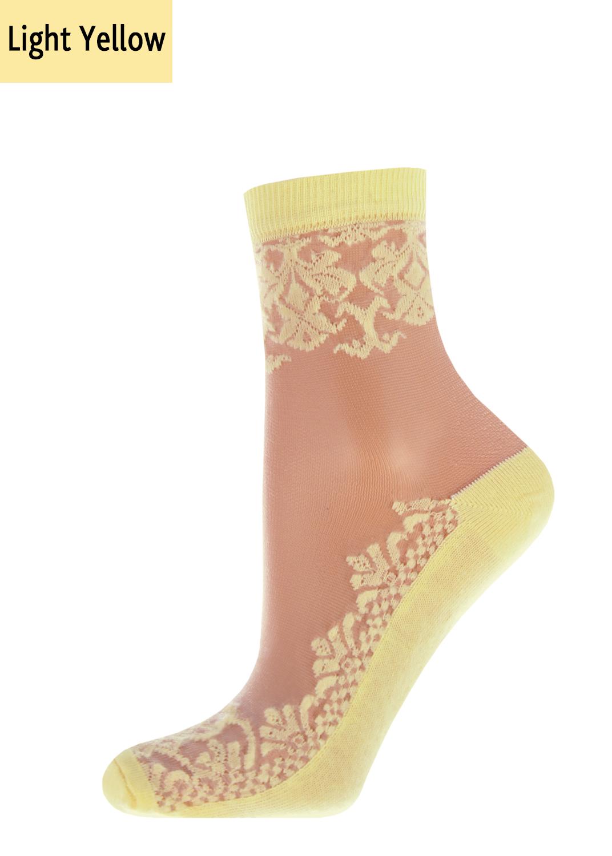Носки женские носки wsm-005 вид 5