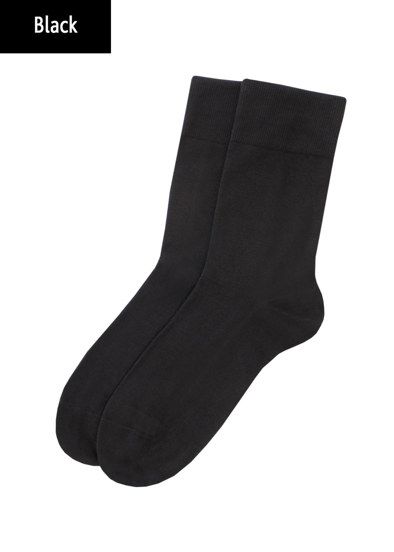 Носки мужские классические мужские носки elegant 02 вид 1
