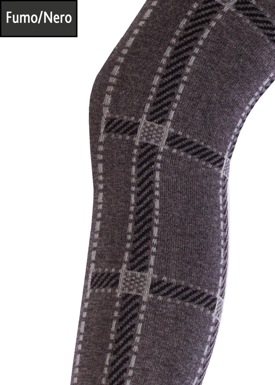Теплые колготки CLARA MELANGE 200model 1 вид 1
