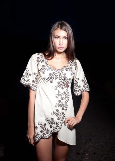 Пляжная одежда Пляжное платье 200111/3- купить в Украине в магазине kolgot.net (фото 1)