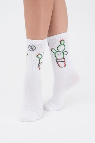Високі жіночі шкарпетки TM GIULIA WS4C-003 (WRL-003 gamb)