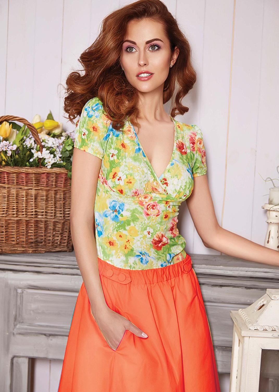 Домашняя одежда блузка 6036