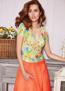 Одежда для дома и отдыха 6036 блузка женская  Anabel Arto - купить в Украине в магазине kolgot.net (фото 1)