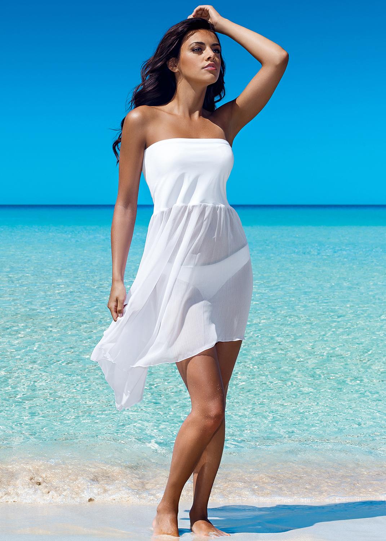 Пляжная одежда платье-парео margaret вид 2
