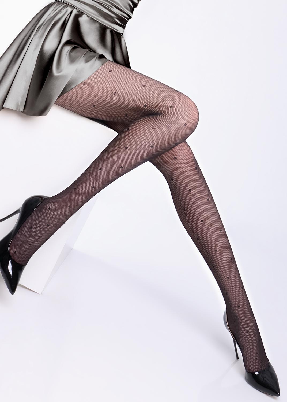 Классические колготки Amalia rete 40 model 1