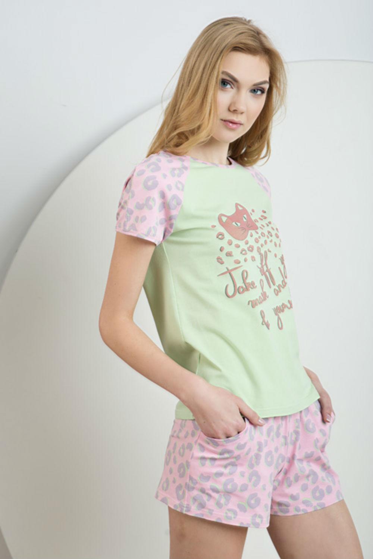 Домашняя одежда пижама женская lnp 025/002