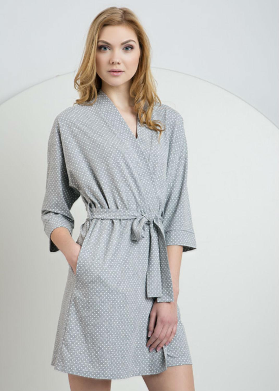 Домашняя одежда женский халат ldg 024/001