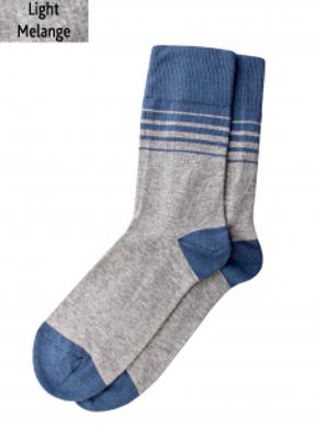 Мужские носки ТМ GIULIA MSL-023 MELANGE