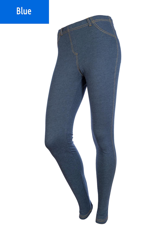 Леггинсы женские Leggy jeans model 4 вид 4