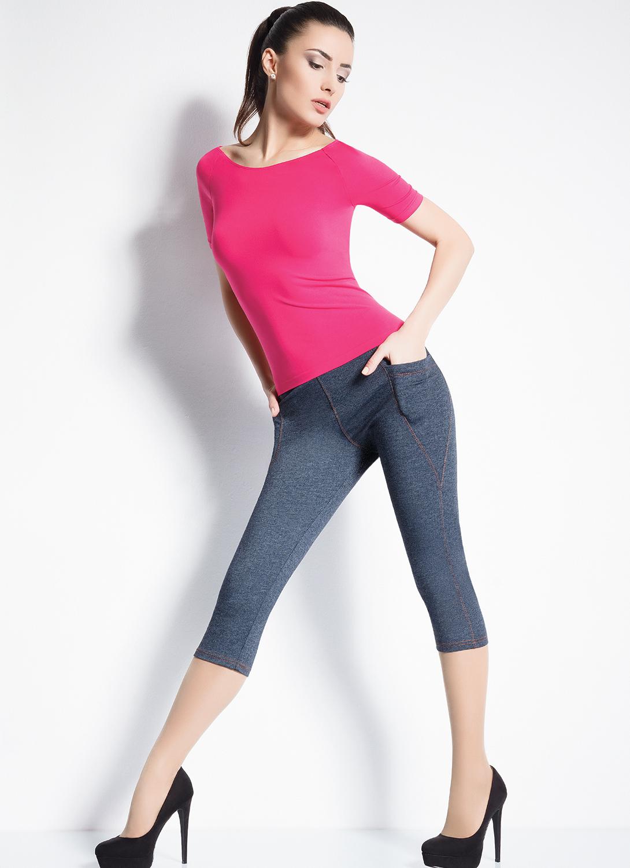 Леггинсы женские Capri jeans model 1
