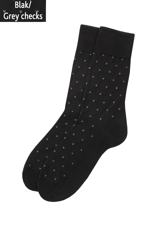 Носки мужские классические мужские носки elegant 03 сalzino вид 4