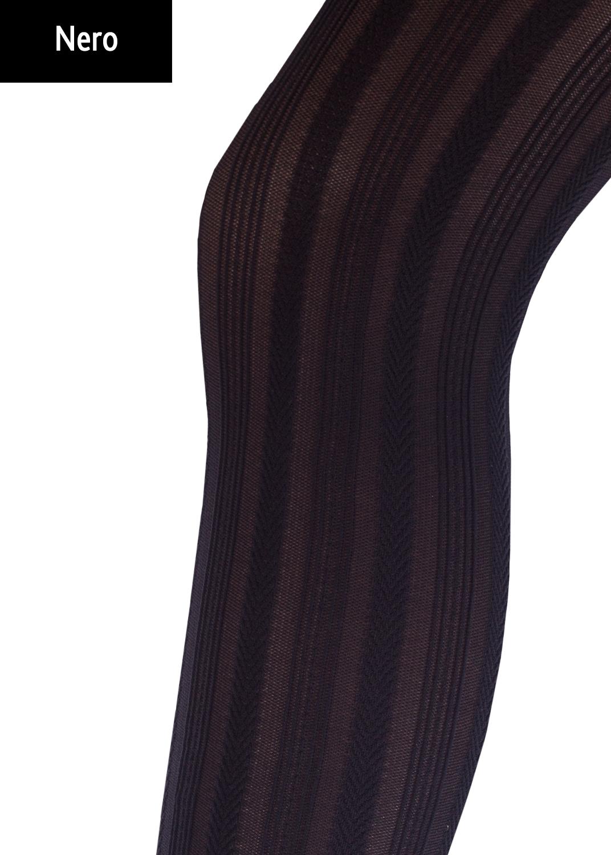 Колготки с рисунком Enia 60 model 3 вид 4