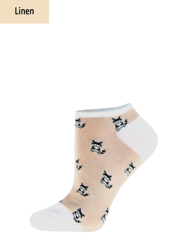Носки женские носки wss-001 вид 1