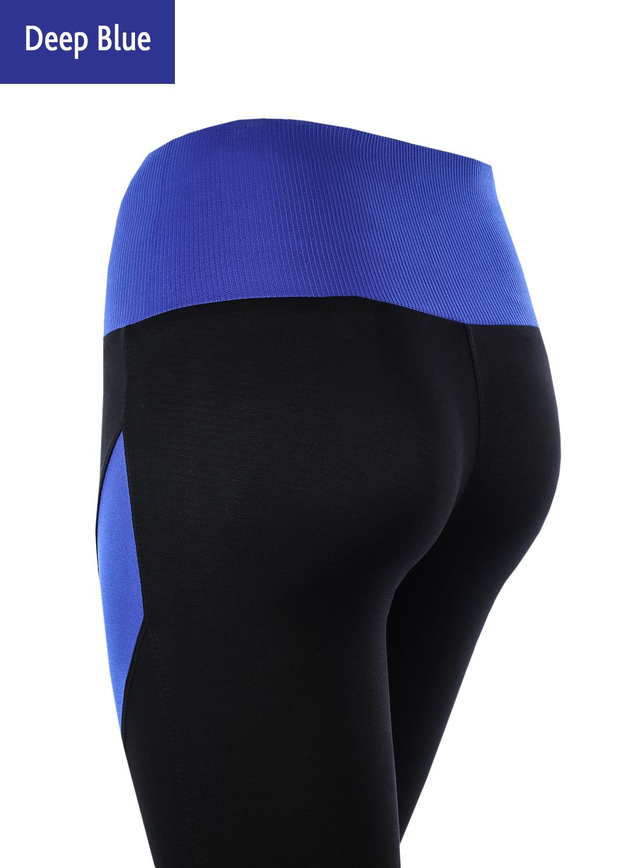 Леггинсы женские Leggings sport color вид 4