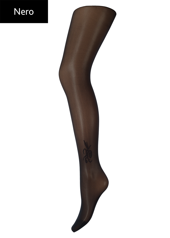 Колготки с рисунком Monica 40 model 1 вид 2