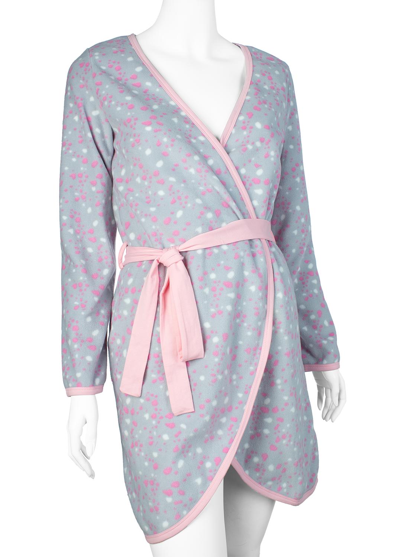 Домашняя одежда халат mg-3504 вид 2