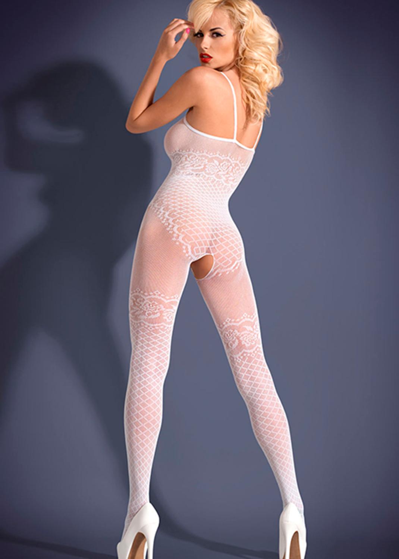 Эротическое белье Bodystocking f 202 вид 1
