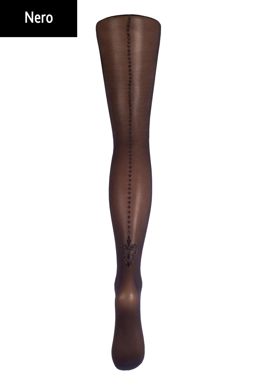 Колготки с рисунком Santina 20 model 2 вид 2