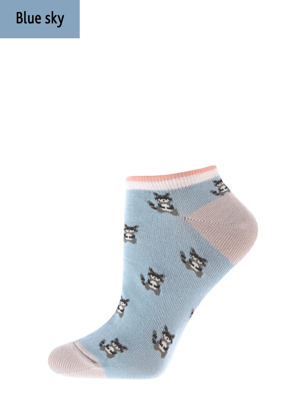 Носки женские носки wss-001 вид 2