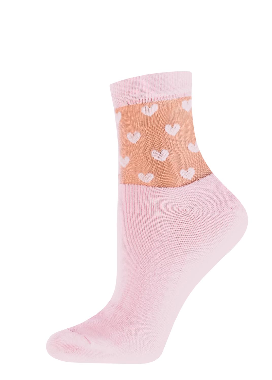 Носки женские Wsm-008 вид 2