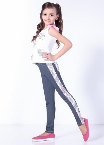 Детские леггинсы BLOOM TEEN GIRL model 3- купить в Украине в магазине kolgot.net (фото 1)