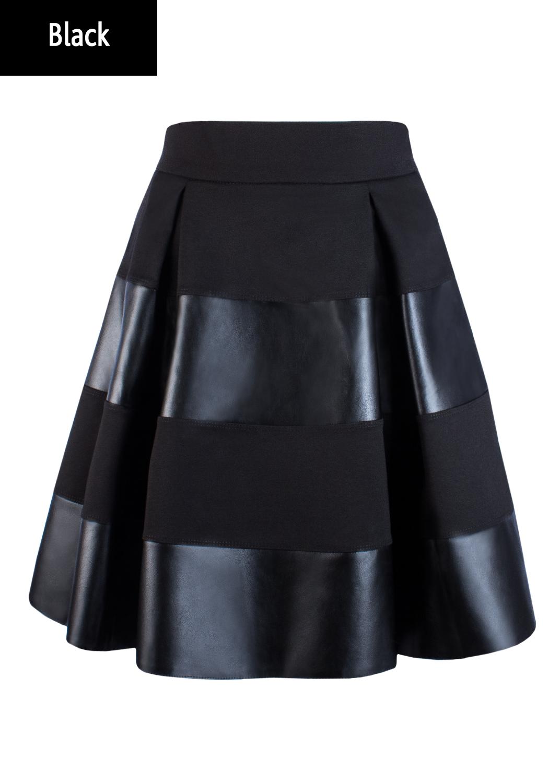 Юбки Combi skirt model 1 вид 1