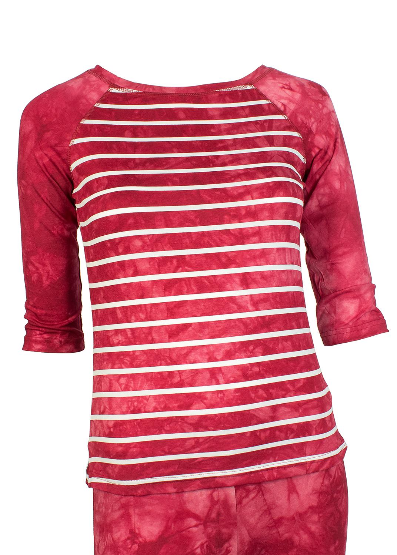 Домашняя одежда кофта td-6501 вид 2