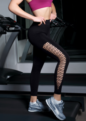 TM GIULIA LEGGINGS SPORT LACING