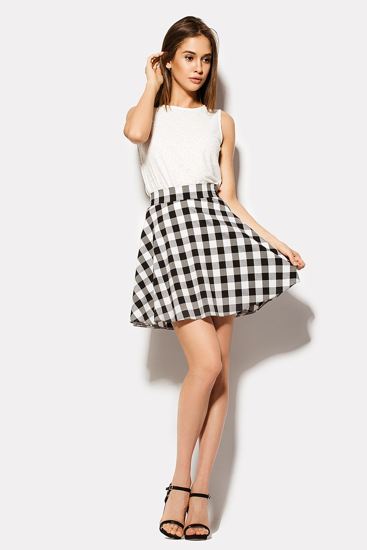 Юбки юбка nona crd1508-026 вид 2