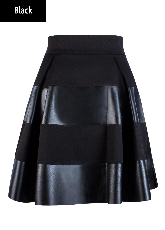 Юбки Combi skirt model 1 вид 2